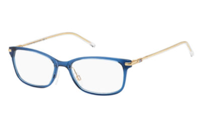 Tommy Hilfiger Th 1400 R21/17 BLUE CRYSTAL 53 Donna