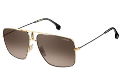 Carrera Carrera 1006/s 2M2/HA BLACK GOLD 60 Unisex