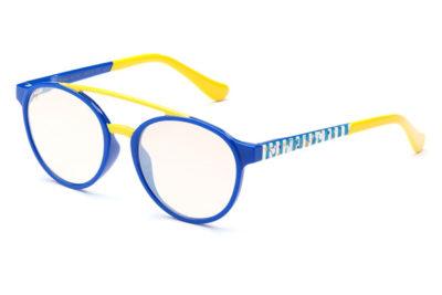 ITALIA INDEPENDENT DYB001.022.061 bue & yellow 45 Bambino