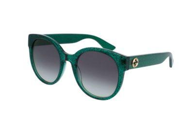 Gucci GG0035S 006-green 54 Donna
