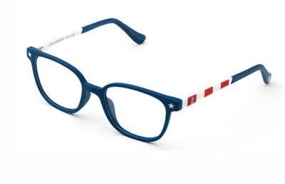 Marvel MAB001O.022.CAP blue & stripes capitan am 45