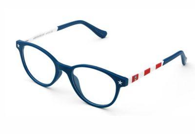 Marvel MAB003O.022.CAP blue & stripes capitan am 44