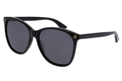 Gucci GG0024S 001 black black grey