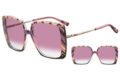 Missoni Mis 0002/s OBL/3X GRAPHIC PINK